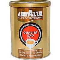 Кофе молотый Lavazza Qualità Oro, ж/б, 250 гр