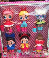 Красочная кукла ЛОЛ в ассортименте, куклы ЛОЛ оптом от производителя