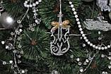 Новогоднее украшение Скрипка, фото 3