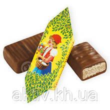 Шоколадні цукерки Червона Шапочка Червоний жовтень