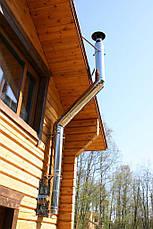 Тройник из нержавеющей стали, фото 3