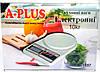 Кухонные весы A-PLUS SC-1657 до 10 кг шаг 1 грам