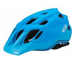 Велосипедный шлем ABUS MountK синий
