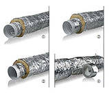 Воздуховоды Airflex гибкие утепленные и холодные, фото 4