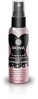 Спрей для тела с блестками DONA Shimmer Spray Pink (60 мл)