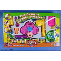 """Набор для творчества 9190 """"Мороженое""""пласт,пресс,формы,инстр,в кор.47*29*7см"""