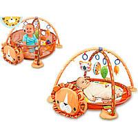 Коврик для малышей 63571 манеж, погремушки