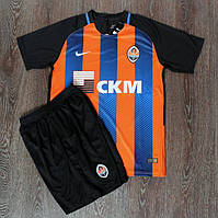 Футбольная форма Шахтер оранжевая сезон 2017-2018