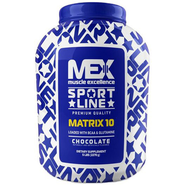 Протеин MEX Nutrition Matrix 10 2,27 kg