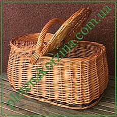 "Корзина для пикника ""багажовая"" Арт.122, фото 2"