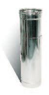 Труба - удлинитель с теплоизоляцией