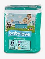 Babylove Подгузники-трусики 6 XXL 18-30 кг. 18 шт