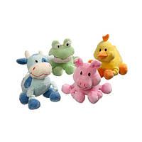 Karlie-Flamingo LITTLE FRIENDS маленькие друзья игрушка для собак, плюш , 16х10 см см.