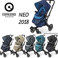 Прогулочная коляска Concord Neo 2018