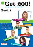 Get 200! Exam course for Ukraine Book 1