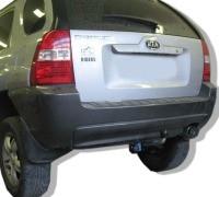 Фаркоп умовно-знімний (ТСУ, тягово-зчіпний пристрій) KIA SPORTAGE (Кіа Спортеж) (Полігон-Авто)