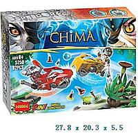Конструктор Chima 5250 92 дет.,