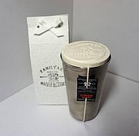арома свеча подарочная парфюм Премиум MEN  Clinique Happy 200гр Д=6,5см Н=11см