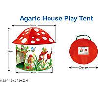 """Палатка HF016 """"Домик"""" розовая,"""