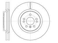Диск тормозной MB GL-Class (X164) (09/06-) передн. (пр-во REMSA) 61165.10