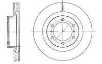 Диск тормозной LAND CRUISER 150 3.0D-4D 2010-,4.0 V6 VVT-I 2010- передн. (пр-во REMSA) 61331.10