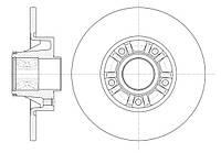 Диск тормозной OPEL VIVARO COMBI 06-,RENAU TRAFIC 06- задн. с подшипн. (пр-во REMSA) 6733.20
