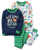 Пижама для мальчика Carters 'Сафари' 18-24 мес