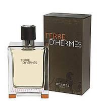 Аромат для мужчин Hermes Terre D'Hermes pour homme edt 100ml