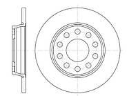 Диск тормозной AUDI A4 1.8-3.2 04-, A6 1.8-4.2 97-05 задн. (пр-во REMSA) 6731.00