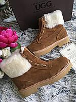 Ботинки UGG. обувь под заказ