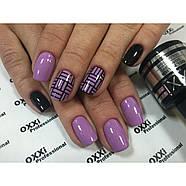 Гель-лак OXXI Professional №041 (светлый лиловый с еле заметным микроблеском), 8 мл, фото 2