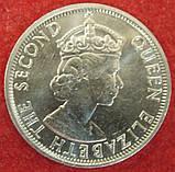 Монета Белиза. 50 центов 1991 г., фото 2