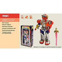 Робот на батарейках, арт 99001
