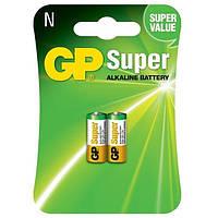 Батарейка GP Super alkaline LR1 (2 штуки)