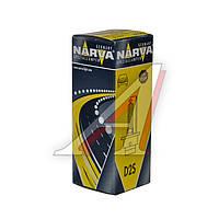 Лампа ксеноновая D2S XENON 85В, 35Вт, PK32d-2 (Производство NARVA) 84002