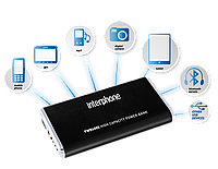 Нет в наличии - Портативное зарядное устройство Interphone USB PowerBank 6000
