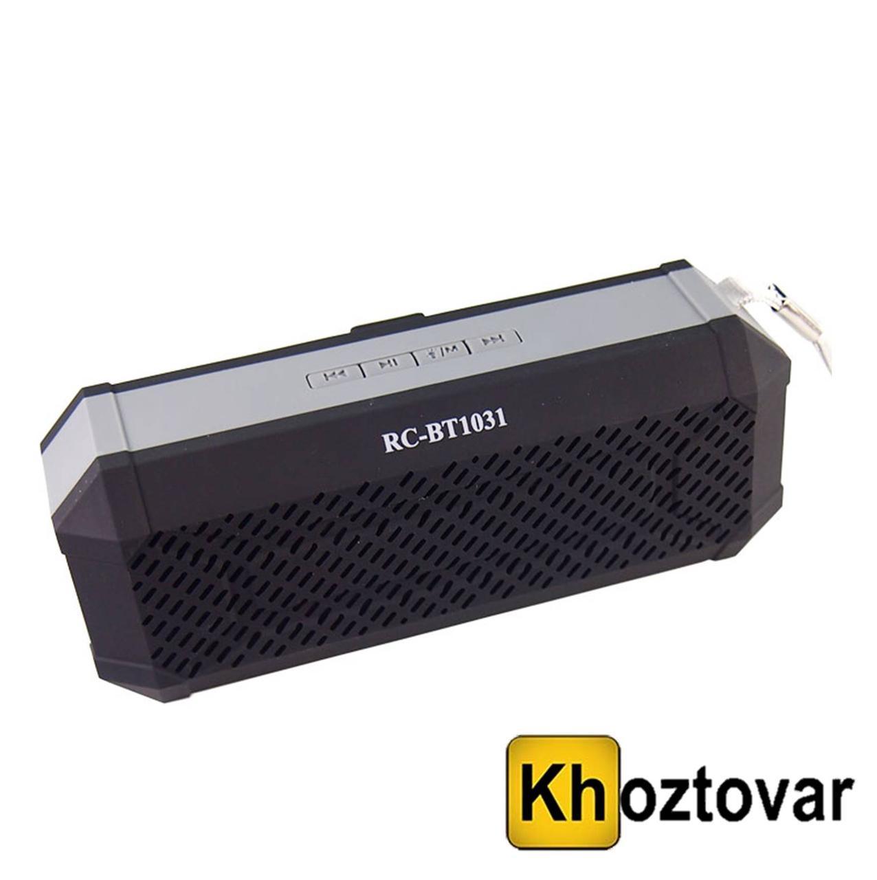 Портативная Bluetooth колонка RC-1031