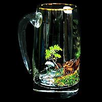 Кружка для пива Bohemia 560 мл Заяц, b17A29-37178