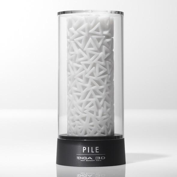 Мастурбатор Tenga 3D Pile