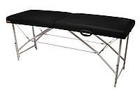 Кушетка, массажный стол Premium (Черная)