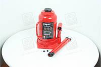 Домкрат бутылочный, 20т, красный H=230/430  JNS-20