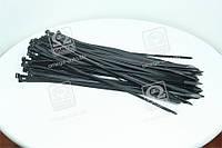 Хомут пластиковый 7.6х400мм. черный 100шт./уп.  DK22-7.6х400BK