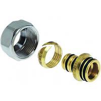 Фитинг для пластиковой и металлопластиковой трубы Евроконус ICMA 16х2 (Арт 101)