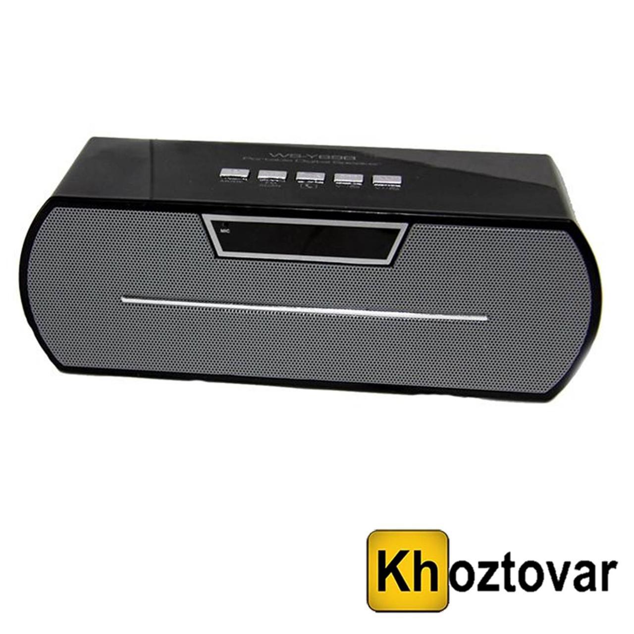 Портативная Bluetooth колонка WS-Y69-B