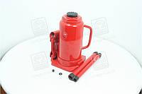 Домкрат бутылочный, 16т, красный H=220/420  JNS-16