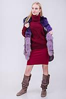 Женский вязаный свитер от производителя