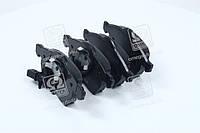 Колодка тормозная AUDI A4, A6, VW PASSAT B5 передний (производитель SANGSIN) SP2001