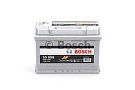 Аккумулятор 77Ah-12v BOSCH (S5008) (278x175x190),R,EN780 0092S50080