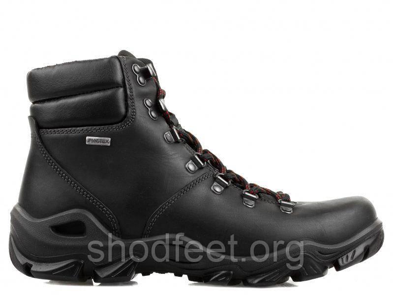 Мужские зимние ботинки Imac Nero Италия