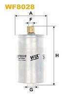 Фильтр топлива AUDI WF8028/PP826 (производитель WIX-Filtron) WF8028